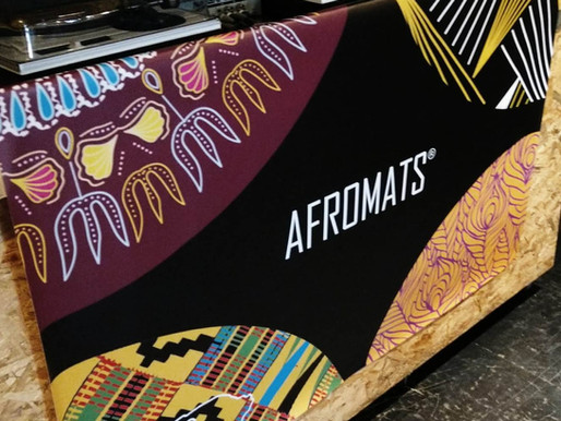 AFROMATS CREW Performing at Africa Fête Festival, Marseille - 28 June 2019