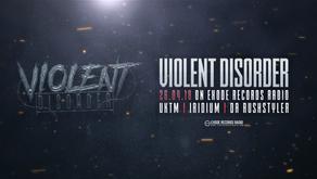 Tonight: Violent Disorder show April