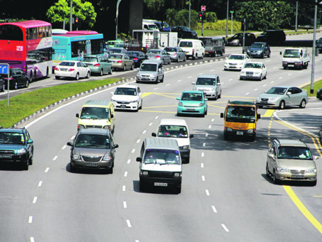 COE premiums for cars at 8-year lows
