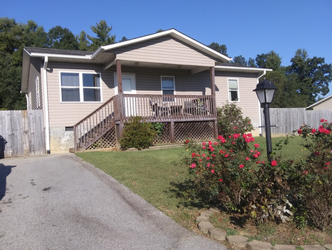 286 Ida Rogers Drive Hendersonville, NC 28792
