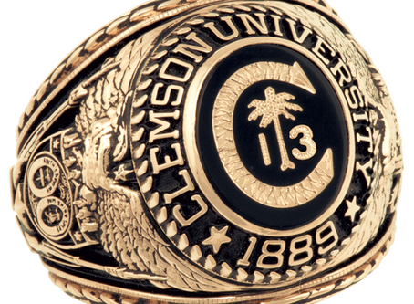Clemson Ring Week - Jan. 21 - 23rd