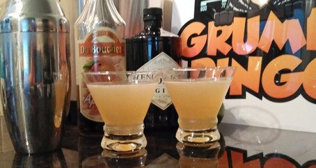 The Grumpy Dingo Radio La Habana Cocktail