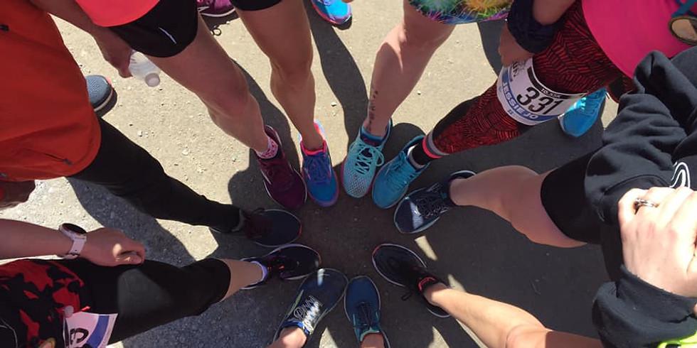 Half Marathon and Marathon Clinic Summer 2021
