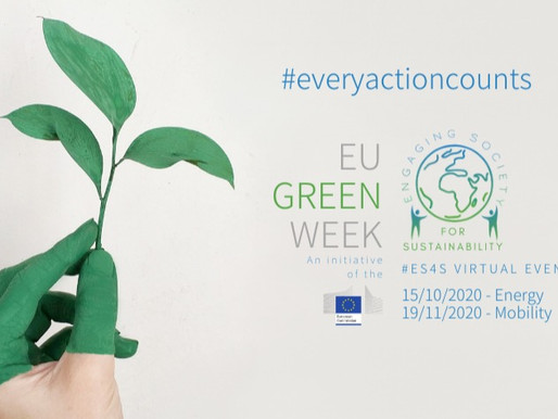 EU Green Week 2020 | ES4S
