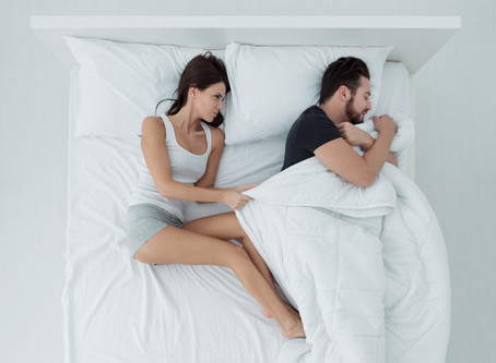 6 tips for sharing a bed