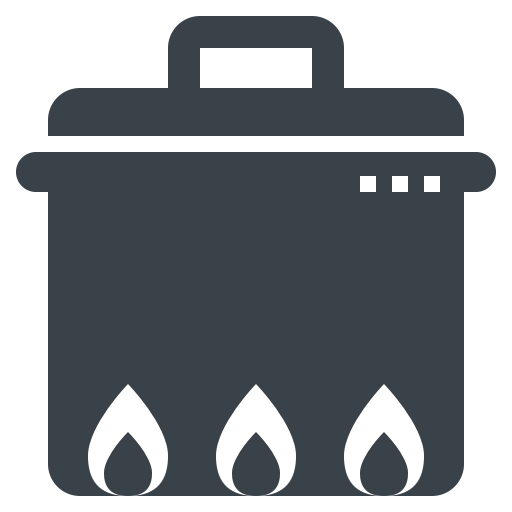 5729666 - cook food heat hot pot well