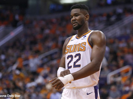 Suns Wars: Return of the Ayton