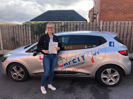 Another pass with safety1st driving academy
