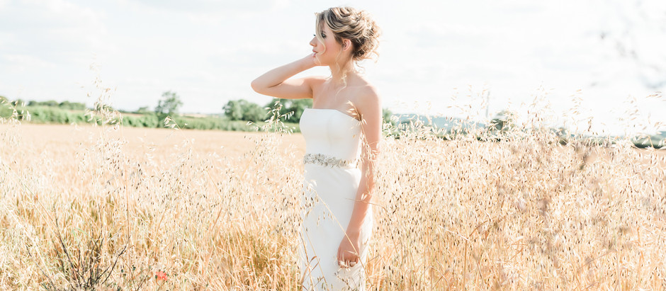 BRITISH BRIDE MAGAZINE PHOTOSHOOT
