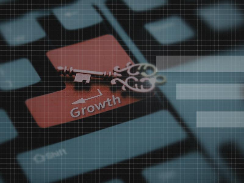 chave de crescimento growth