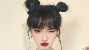 【最新髪型】お団子はもう古い!「ツインお団子」が中国女子に流行中♡