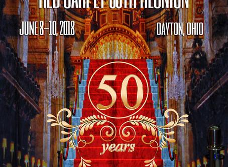 """Roosevelt High School Class of 1968 """"Red Carpet 50th Reunion"""""""