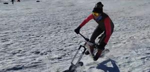 ski bike, fort collins, endurance training