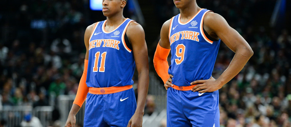 How the Knicks Can Start Winning Again