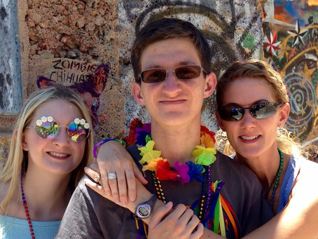 Attend Bisbee Pride as a family? Absolutely!