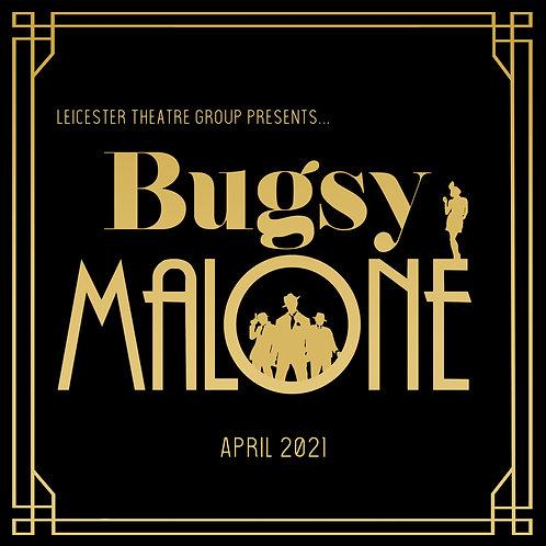 Bugsy Malone Show Fee