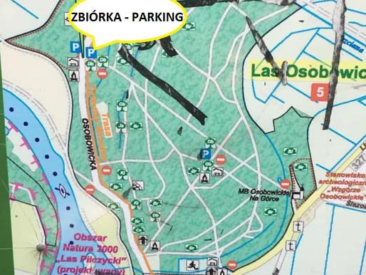 Letni Rajd Nordic Walking 7.07 Wrocław Las Osobowicki