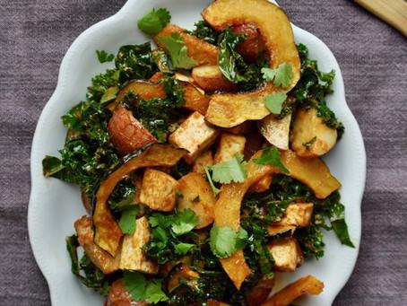Soup, Stir Fry, & Roasted Squash Recipe