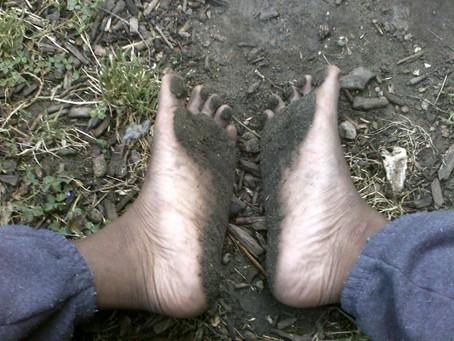 Barefooting Prep