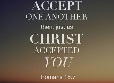 Eternal Acceptance