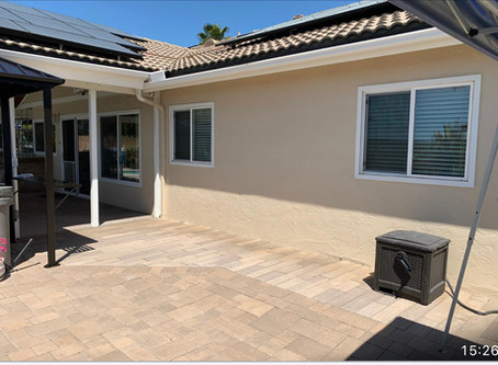 House Painting Project in Santee, CA 92071