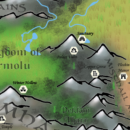World of Adummim: Palace Vulre