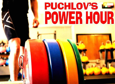 KETTLEBELLS, AND WHY I QUIT POWERLIFTING