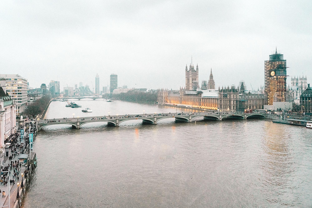 London England Ranks No.3 in Tourism Attraction
