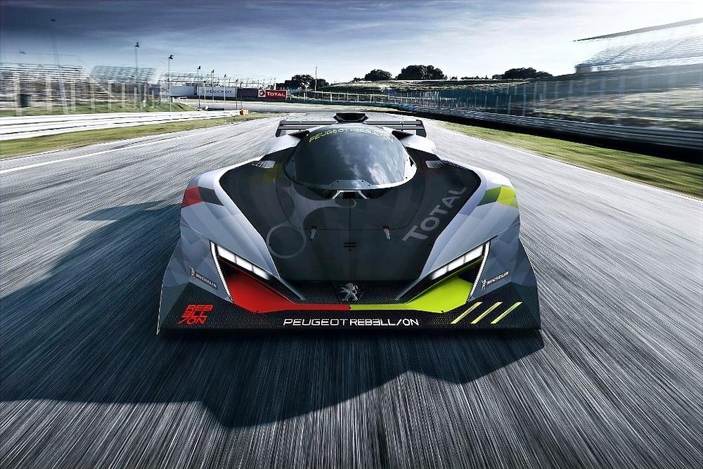 Peugeot to 'Rebel' in Endurance Racing