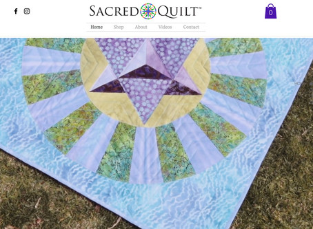 Sacred Quilt - Website+
