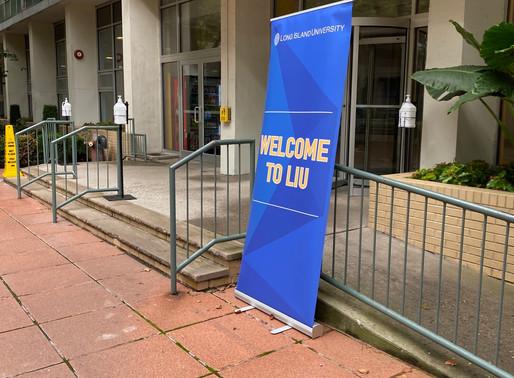 LIU Adds COVID Precautions to Campus
