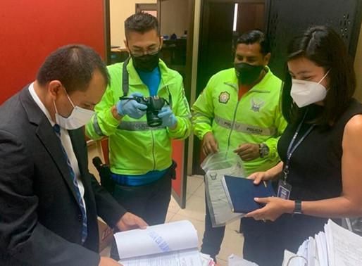 Fiscalía inicia nueva investigación por presunto peculado en el HTMC de Guayaquil