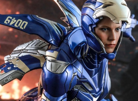 Hot Toys: Rescue/Endgame (News)