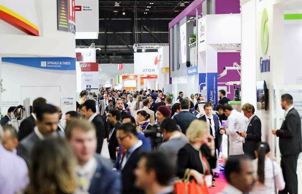 Arab Health to Showcase Several of the Disruptive Technologies