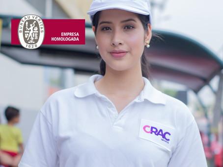 Crac medios certifica su calidad y gestión