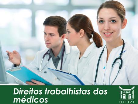 Direitos trabalhistas dos médicos