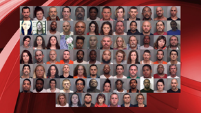 43 arrested, 36 wanted following drug bust in Henry County