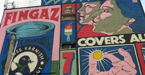 The ultimate guide to Israel's urban art scene