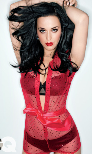 Naked Truth About Celebrity Katy Perry