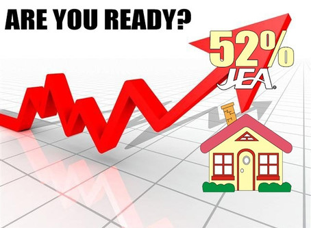JEA Customers, are you ready? How to prepare!