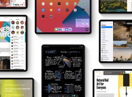 Em meio à pandemia, Apple vendeu 14,3 milhões de iPads no segundo trimestre de 2020