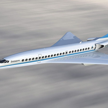 Boom llega a un acuerdo con Rolls-Royce para desarrollar el sistema de propulsión del Overture.
