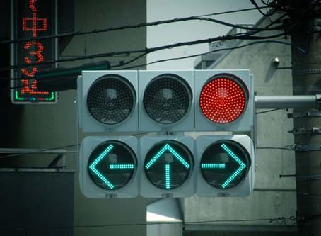 バッドな信号