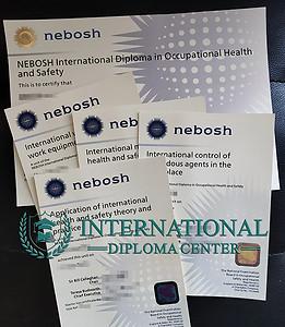 fake NEBOSH certificate, fake NEBOSH diploma,