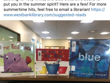 Red, White, and Blue-Kid's Books