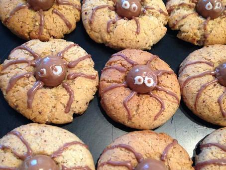 Biscuits Sablés Araignées