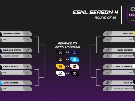 ESNL Season 4 - Playoffs
