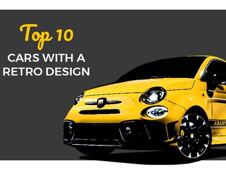 Top 10: Cars with a Retro Design