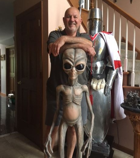 Reward Offered for Proof of Alien Life