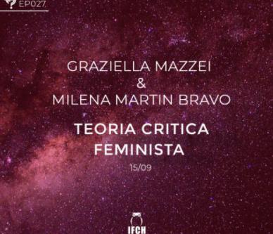 Podcast sobre Teoria Crítica Feminista